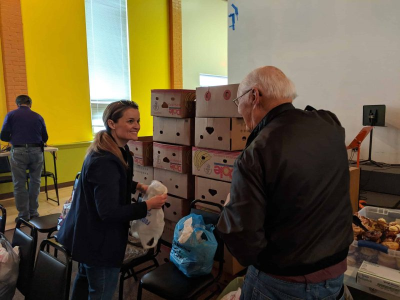 Community of Hope Ministries Food Bank